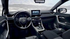 Toyota Rav4 Hybrid 2019 interni