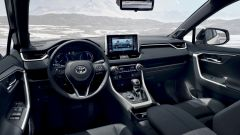 Toyota Rav4 Hybrid 2019: su strada col SUV ibrido - Immagine: 10