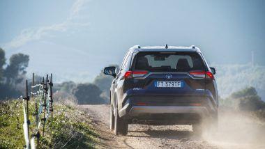 Toyota Rav4 Hybrid 2019: la prova su strada