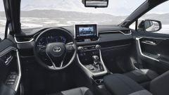 Toyota Rav4 Hybrid, si può ordinare: ecco i prezzi e... lo sconto - Immagine: 3