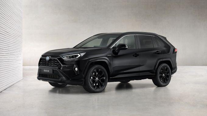 Toyota RAV4 Hybrid Black Edition 2021