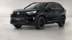 Toyota RAV4 Hybrid Black Edition, disponibile da ottobre 2020