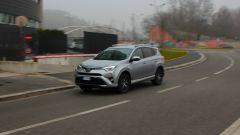 Toyota RAV4 Hybrid: il gruppo propulsivo è composto dal 2.5 benzina e un elettrico