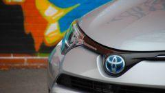 Toyota RAV4 Hybrid: il restyling ha toccato principalmente il frontale
