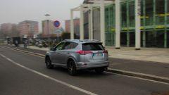 Toyota RAV4 Hybrid: la potenza totale è di 197 cv