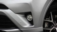 Toyota RAV4 Hybrid: le luci fendinebbia