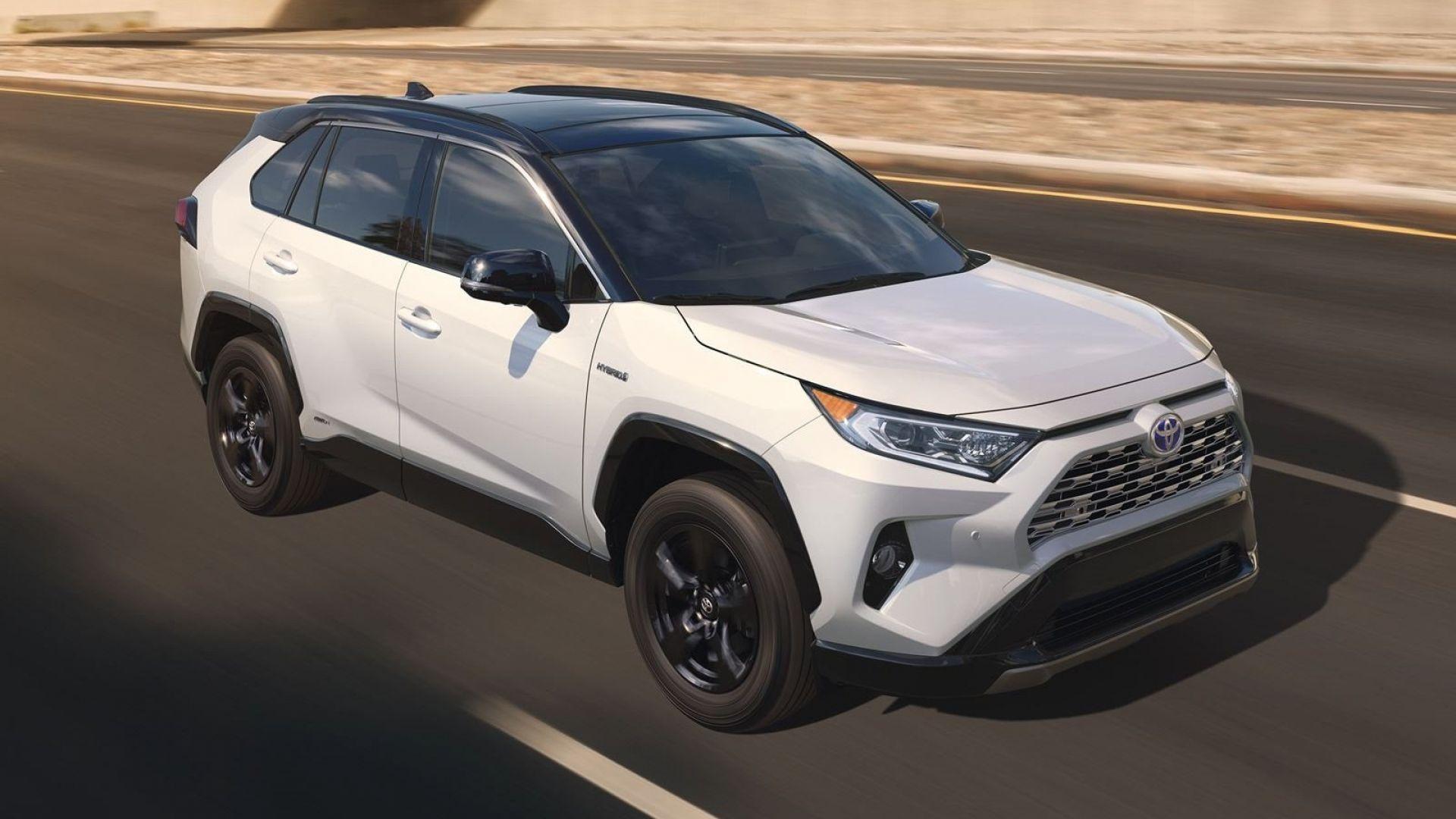 Rav4 Hybrid Prezzo >> Toyota Rav4 ibrida 2019: dimensioni, scheda tecnica, prezzo, video - MotorBox
