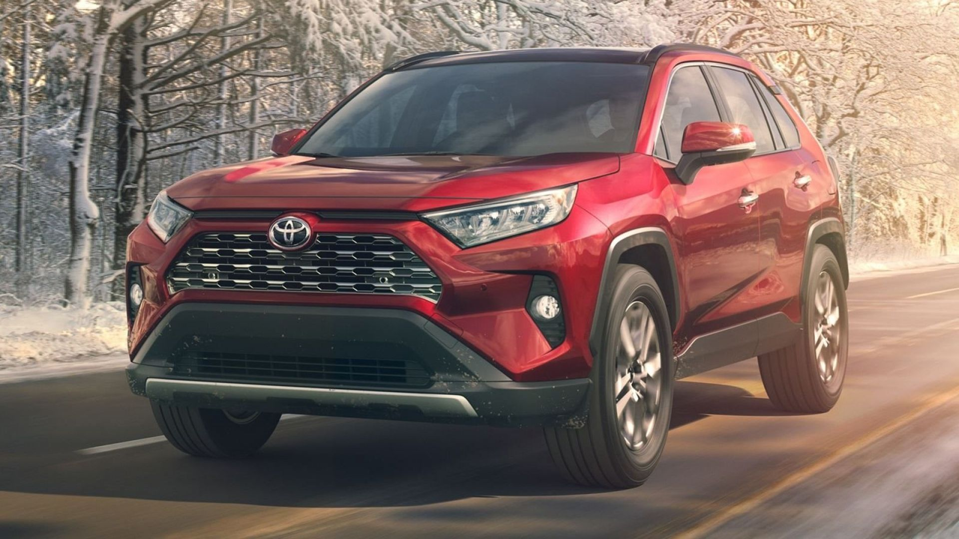 Toyota Rav4 ibrida 2019: dimensioni, scheda tecnica ...