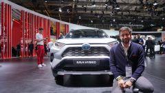 Toyota Rav4 ibrida 2019: dimensioni, scheda tecnica, prezzo, video