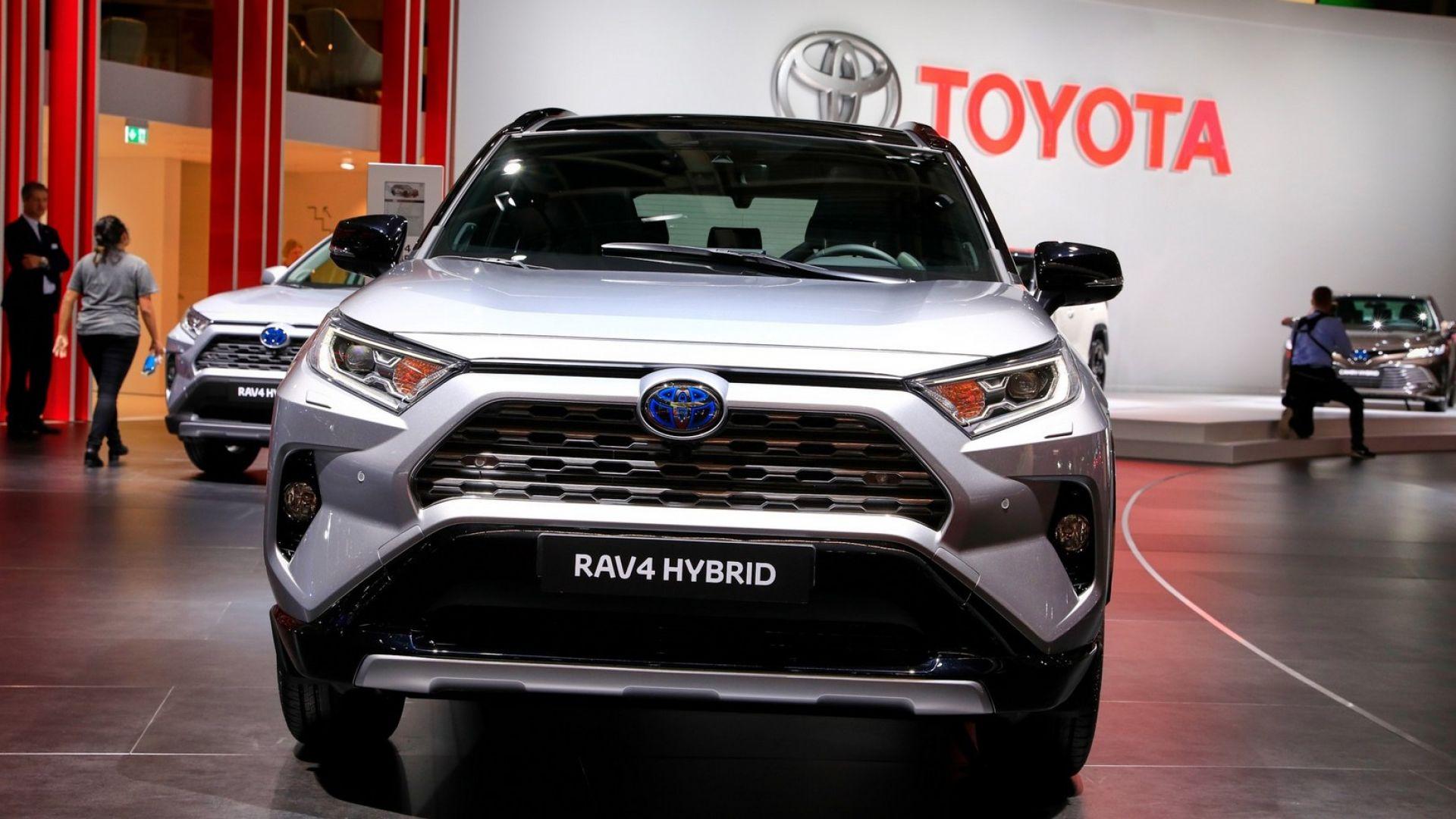 Toyota Rav4 Ibrida 2019 Dimensioni Scheda Tecnica