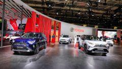 Toyota Rav4 ibrida 2019: in video dal Salone di Parigi 2018 - Immagine: 9