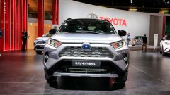 Toyota Rav4 ibrida 2019: in video dal Salone di Parigi 2018 - Immagine: 10