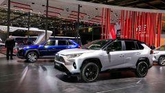 Toyota Rav4 ibrida 2019: in video dal Salone di Parigi 2018 - Immagine: 11