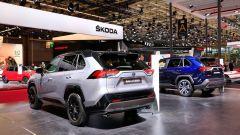 Toyota Rav4 ibrida 2019: in video dal Salone di Parigi 2018 - Immagine: 13
