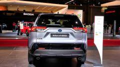 Toyota Rav4 ibrida 2019: in video dal Salone di Parigi 2018 - Immagine: 14
