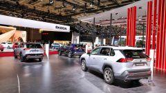 Toyota Rav4 ibrida 2019: in video dal Salone di Parigi 2018 - Immagine: 15