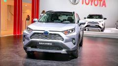 Toyota Rav4 ibrida 2019: in video dal Salone di Parigi 2018 - Immagine: 19