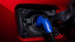 Toyota RAV4 Plug-in Hybrid, lo sportello di ricarica