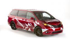 Toyota Sienna Remix - Immagine: 2