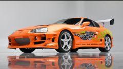 Toyota Supra del 1994: all'asta l'auto guidata da Paul Walker in Fast & Furious