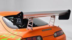 Toyota Supra 1994: lo spoiler posteriore