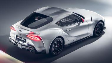 Toyota Supra 2.0, appuntamento a marzo 2020