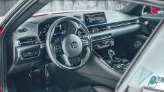 Nuova Toyota GR Supra, il ritorno di una sportiva cult - Immagine: 9