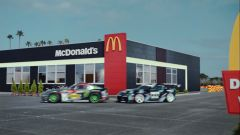 Toyota Supra e McDonald's: la partnership in giappone