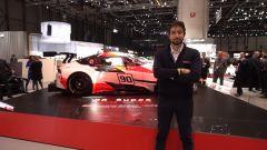 Toyota Supra GR Concept: in video dal Salone di Ginevra 2018 - Immagine: 1