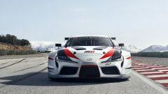 Toyota Supra GR Concept: in video dal Salone di Ginevra 2018 - Immagine: 4