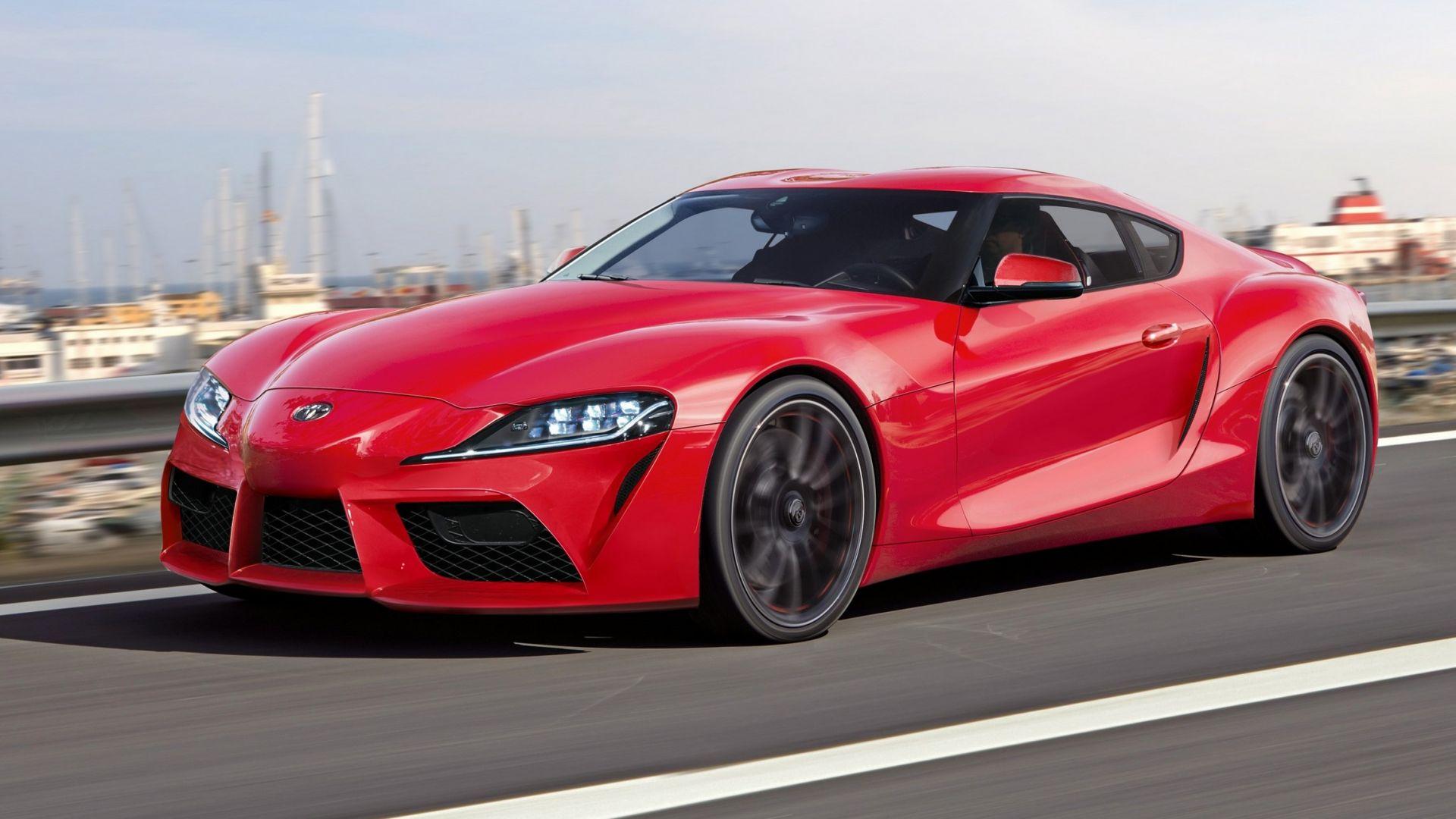 Nuova Toyota Supra 2018: news su prezzo, scheda tecnica ...