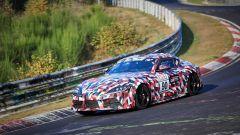 Nuova Toyota Supra: si studia una versione racing? - Immagine: 5