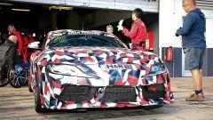 Nuova Toyota Supra: si studia una versione racing? - Immagine: 10