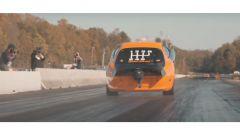 Da YouTube il video di una Toyota Supra che si impenna