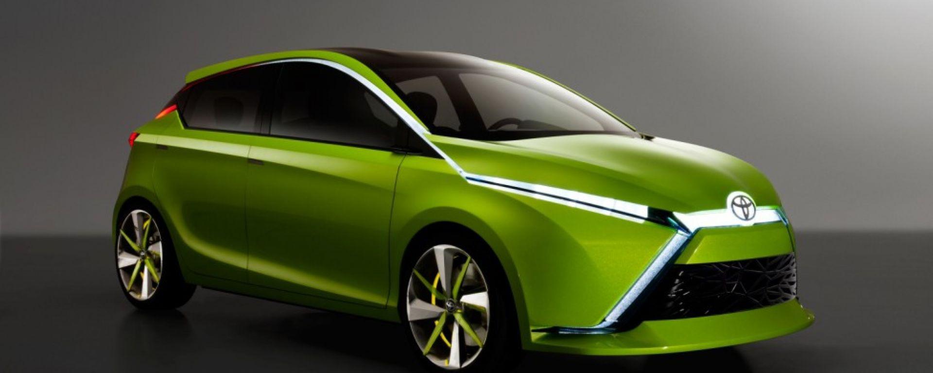 Toyota, tre concept al salone di Pechino