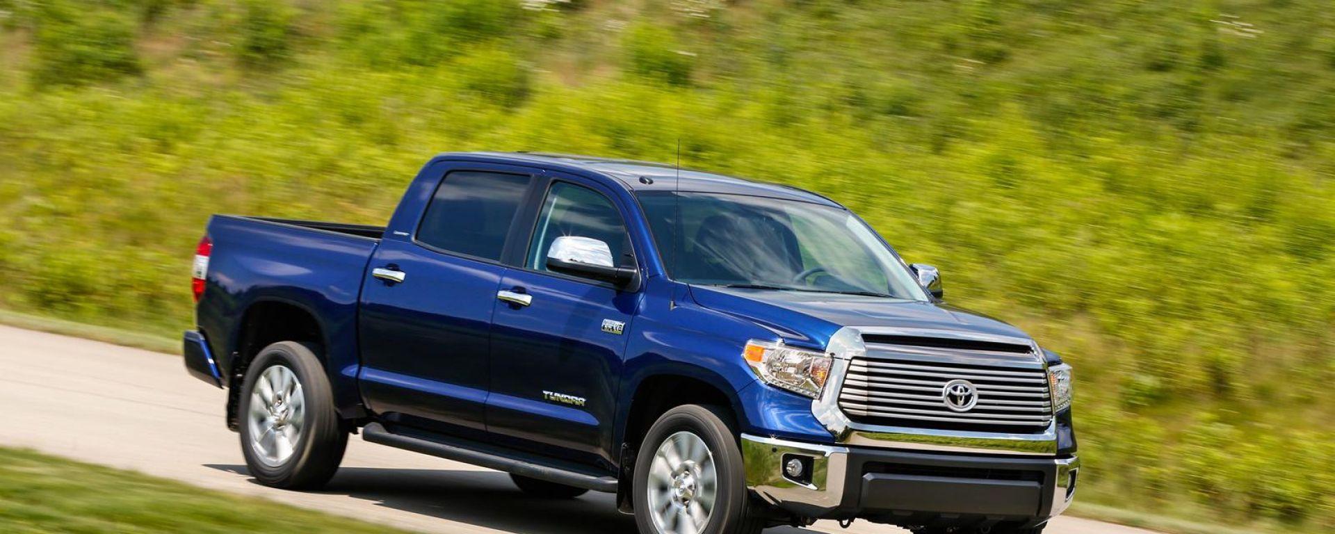 Toyota Tundra Diesel Hybrid