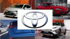 Toyota, le novità 2019 in uscita: Corolla, Rav4, Yaris e altre