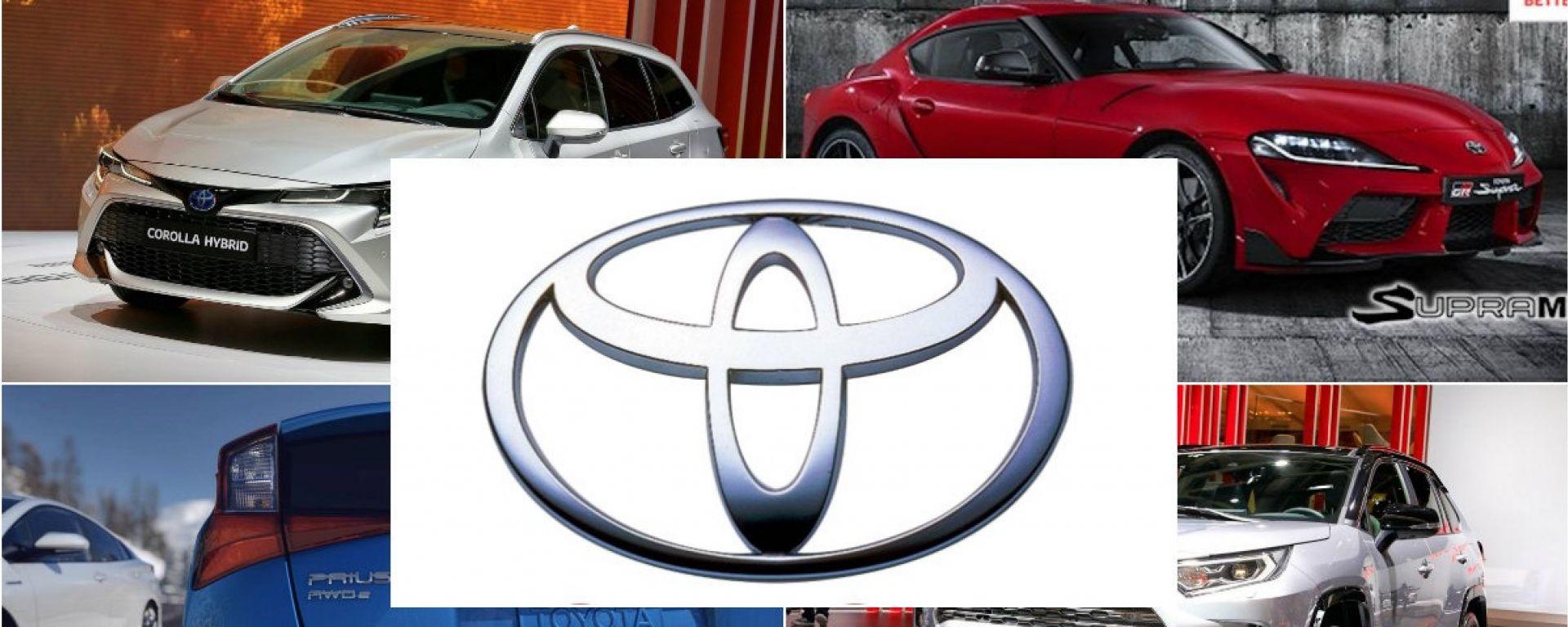 Toyota, tutte le novità del 2019