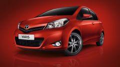 Toyota Yaris 2012: le prime foto ufficiali - Immagine: 8