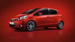 Toyota Yaris 2012: le prime foto ufficiali - Immagine: 7