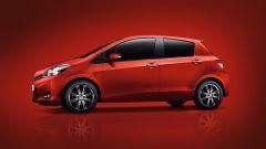 Toyota Yaris 2012: le prime foto ufficiali - Immagine: 6