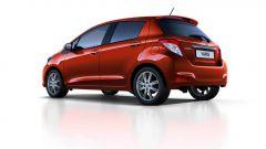 Toyota Yaris 2012: le prime foto ufficiali - Immagine: 3
