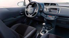 Toyota Yaris 2012: le prime foto ufficiali - Immagine: 9