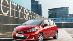 Toyota Yaris 2012: le prime foto ufficiali - Immagine: 1