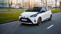 Toyota Yaris 2017: prova, dotazioni, prezzi - Immagine: 1