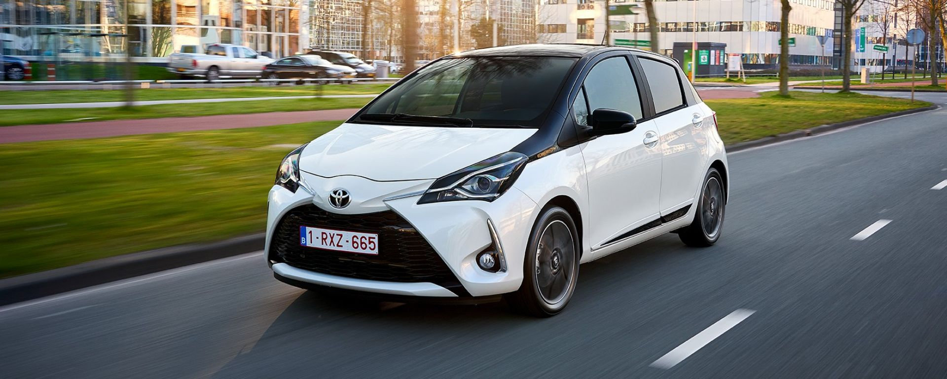 Toyota Yaris 2017: prova, dotazioni, prezzi [VIDEO]