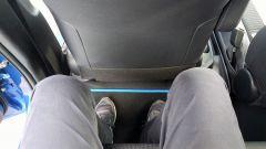 Toyota Yaris 2017: davvero notevole lo spazio per chi siede dietro