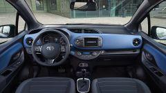 Toyota Yaris 2017: gli interni