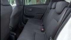 Toyota Yaris 2017: i sedili posteriori