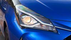 Toyota Yaris 2017: la nuova firma luminosa